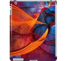Infinity- colorful digital abstract  iPad Case/Skin