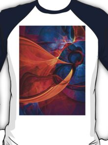 Infinity- colorful digital abstract  T-Shirt