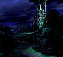 House of Usher by ArtoJ