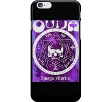Ouija - Psychedelia  iPhone Case/Skin