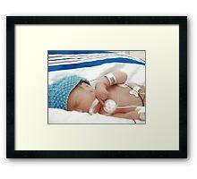 Sweet Dreams Little Ryan... Framed Print