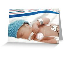 Sweet Dreams Little Ryan... Greeting Card