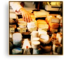 Fromage, Montmartre Canvas Print