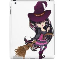 Cute Witch iPad Case/Skin