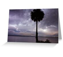 Lightning Capital of the World Greeting Card