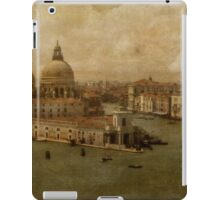 Vintage Venice iPad Case/Skin
