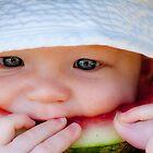 Mmmmm! Watermelon! by Appel