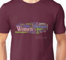 Elimination of Discrimination against Women Unisex T-Shirt