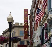 Downtown Manistee, Michigan by MichiganGirl