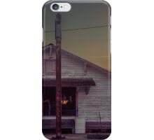 Country Store iPhone Case/Skin