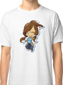 Korra Chibi Classic T-Shirt