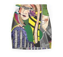 Boterhammen Mini Skirt