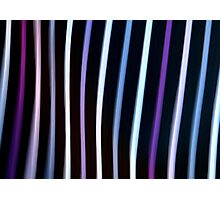Stripes in Motion #1 Photographic Print