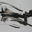 landscape of cow by evon ski