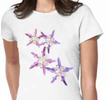 Columbines  Womens Fitted T-Shirt
