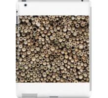Insect hotel iPad Case/Skin