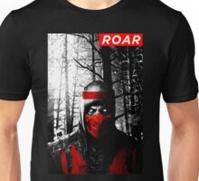 Roar Injustice Unisex T-Shirt