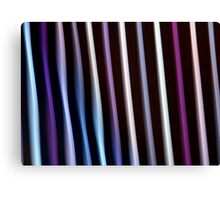 Stripes in Motion #2 Canvas Print
