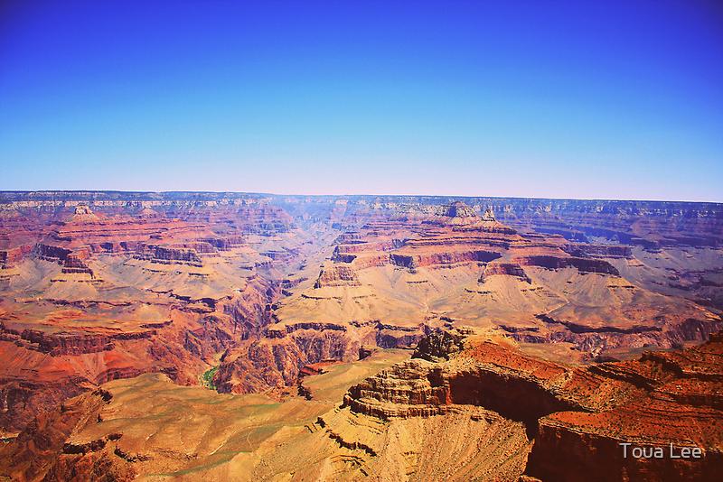 Grand Canyon by Toua Lee