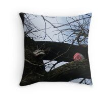 Spring Home Cleanning Throw Pillow