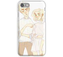 macaulay iPhone Case/Skin