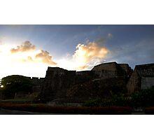Old San Juan Photographic Print