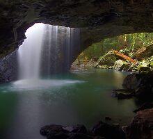 Natural Bridge Falls by Adam Gormley