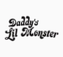 Daddy's Lil Monster by zorpzorp
