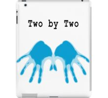 Hands of Blue iPad Case/Skin