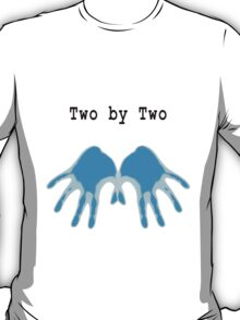 Hands of Blue T-Shirt