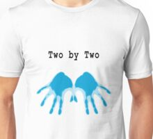 Hands of Blue Unisex T-Shirt
