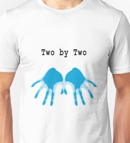 Hands of Blue Unisex T-Shirt