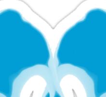Hands of Blue Sticker