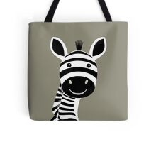 ZEBRA PORTRAIT #2 Tote Bag
