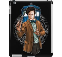11th Doctor - Eleventh Heaven iPad Case/Skin