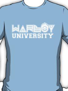 Warboy University T-Shirt