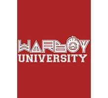 Warboy University Photographic Print