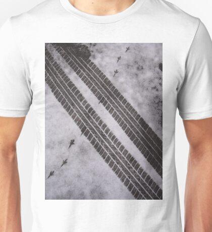Tracks. Unisex T-Shirt