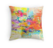 Free as a Bird - JUSTART © Throw Pillow