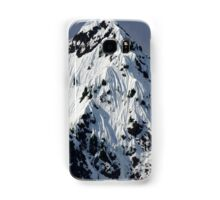 Sunny Snowy Mountain With Blue Sky Samsung Galaxy Case/Skin