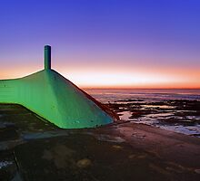 My Green Submarine by David Haworth