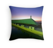 Dawn Start Throw Pillow