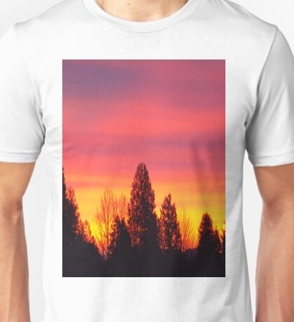 The Best Sunrise Picture Unisex T-Shirt