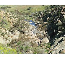 Rocky Stream Photographic Print