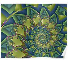 Spiral: Summer Garden  Poster
