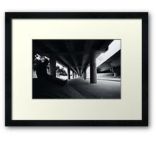Loneliness Is... Framed Print