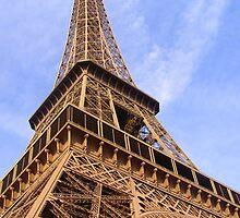 La Tour Eiffel III by Linda Hardt
