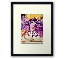 Alicorn Princess Framed Print