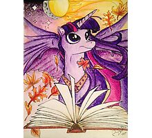 Alicorn Princess Photographic Print