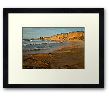 Morning, Split Point,Great Ocean Rd Framed Print